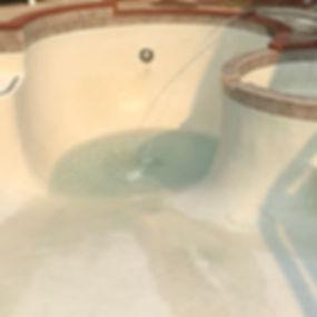Pool After Acid Wash