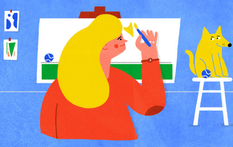8 Habits Every Creative Should Have: An Illustrated Guide!