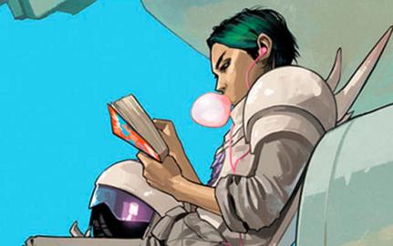 Non-Superhero Comics You Should Be Reading Right Now