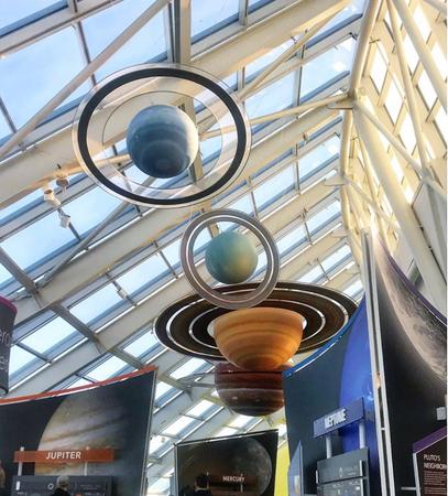 Adler Planetarium: Content Strategist