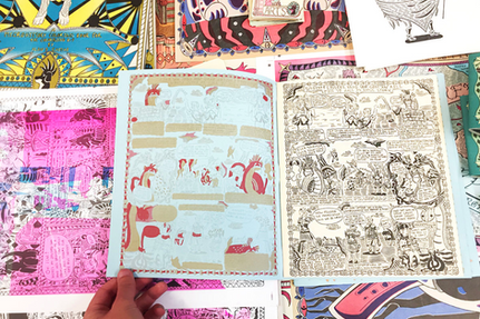 The Indie City: Get a Look Inside the Chicago Alternative Comics Expo!