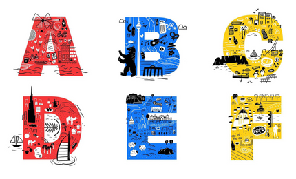 """Find Your Typography Style With """"36DaysofType"""""""