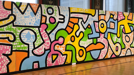 """""""Art is for everybody"""": The Immortal Creations of Keith Haring"""