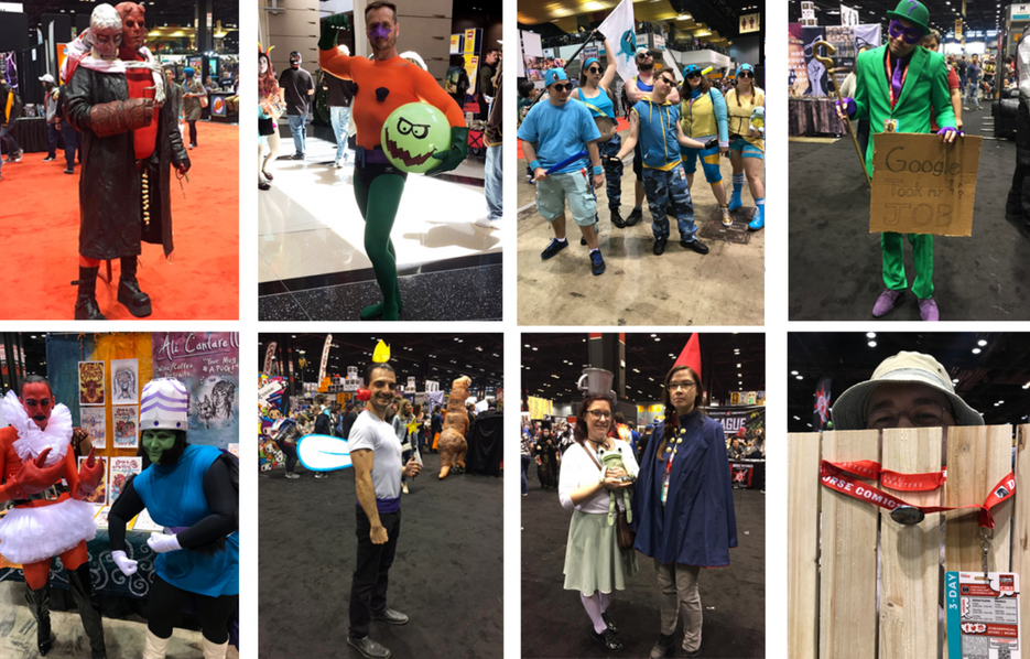 Looks of the Con: Our Favorite Cosplay From C2E2!