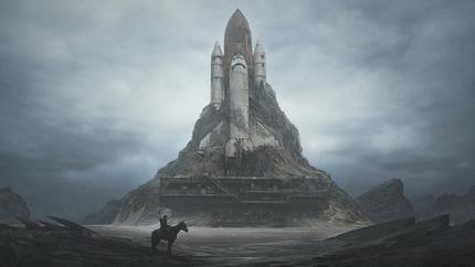 Get Lost in Yuri Shwedoff's Dystopian Visions