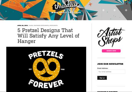 5 Pretzel Designs That Will Satisfy Any Level of Hanger