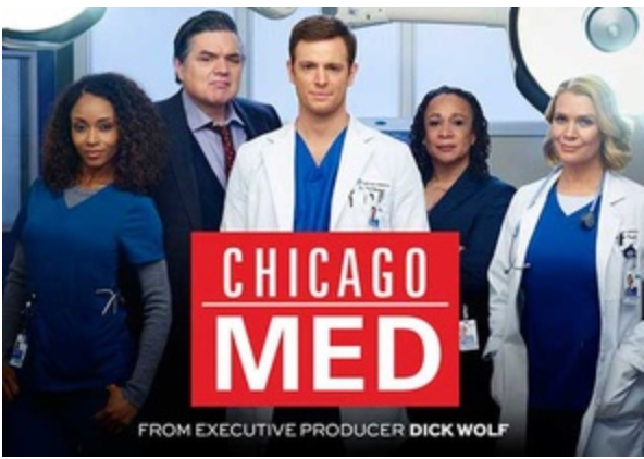 "Article with Updates about ""Chicago Med"""