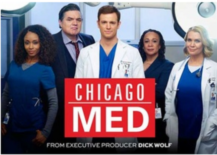 """Article with Updates about """"Chicago Med"""""""