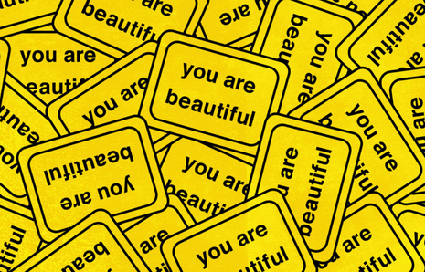 """""""Find Your Way"""" With the Artist Behind the """"You Are Beautiful"""" Sticker Movement"""