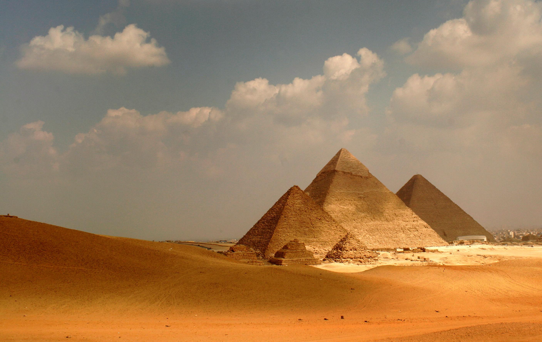 viajes a las pirámides de Egipto