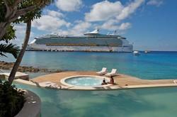 Los cruceros por el Caribe y las  Bahamas