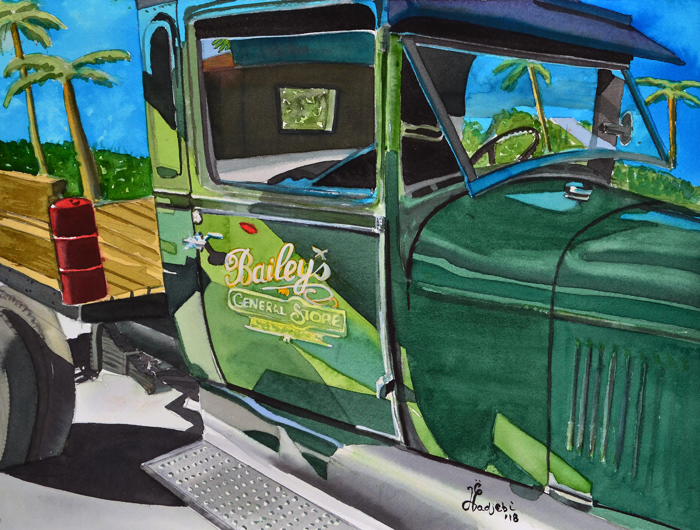 Bailey's Truck