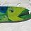 Thumbnail: Custom-Made Barracuda Original acrylic painting on wood by Kelly Morrison