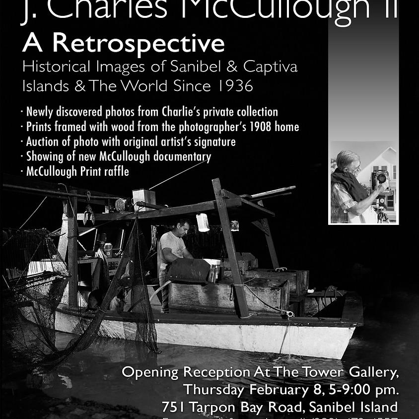 Charlie McCullough Retrospective