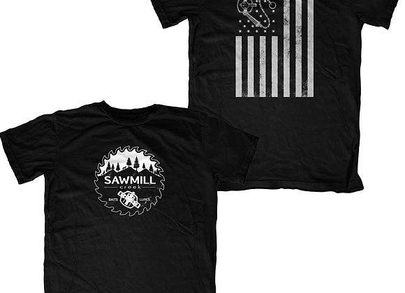Flag T-Shirt S to 3XL