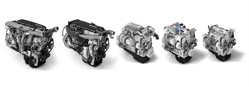 DAF gamme moteurs