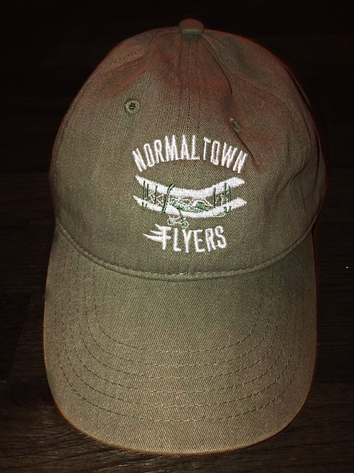 Green Flyers Logo Hat