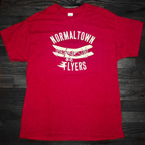 Classic Red Flyer's Shirt