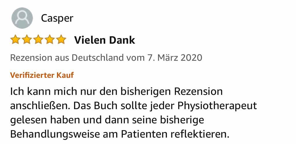 Die Kritik an der Physiotherapie