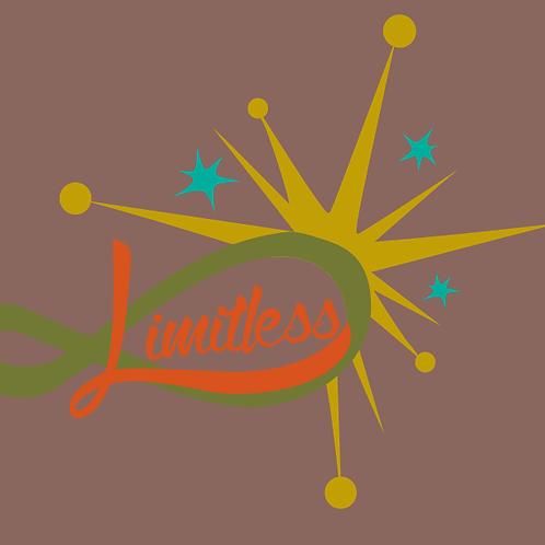 Brown Limitless T-Shirt