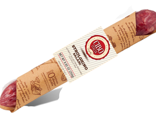 Imported Italian Salami Products: Felino & Strologhino