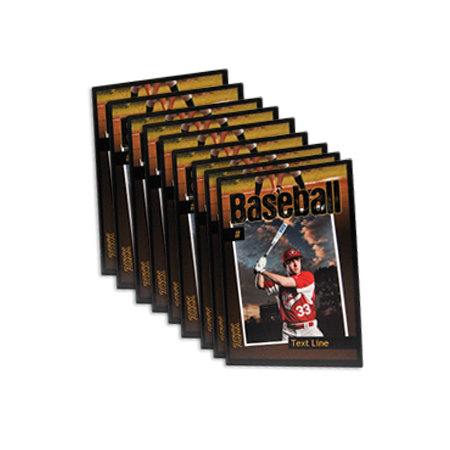 S. Trading Cards 8 pack