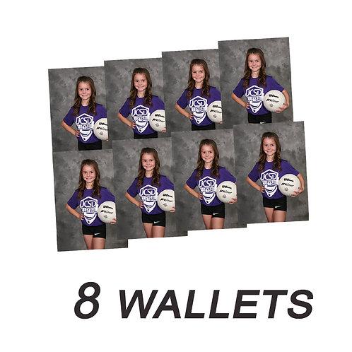 6. 8 Wallets