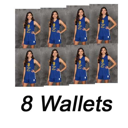 8 WALLETS