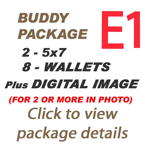 E1 BUDDY PACKAGE PLUS