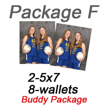 Package F BUDDY ONLY