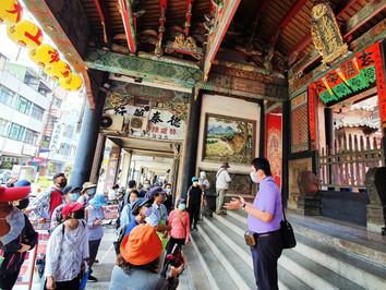 2020.04.25 台南市區 英文導覽