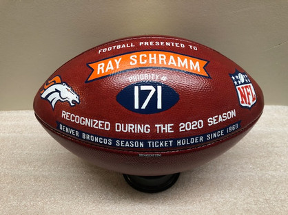 Custom Premium Football Gifts