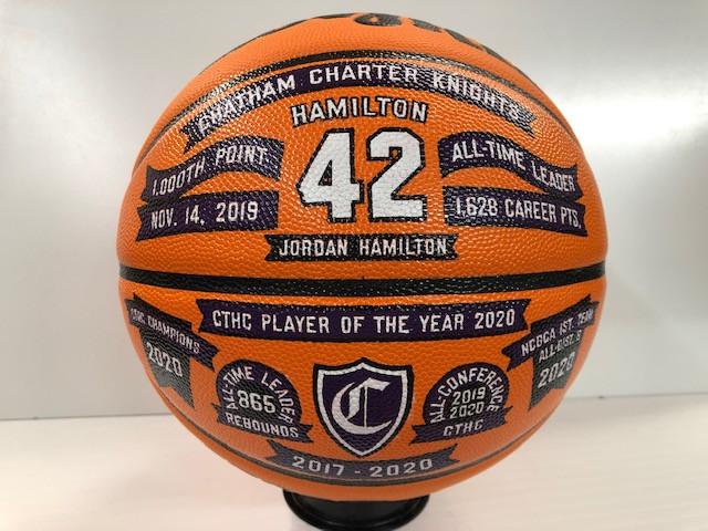 Basketball Achievement Award