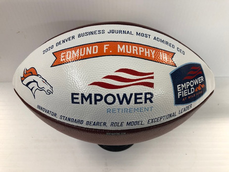 Premium Corporate Football Gifts