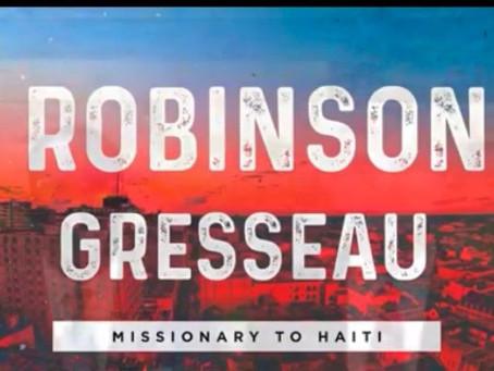 May/June 2020 Missionary to Haiti