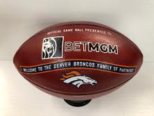 Premium Custom Decorated Football