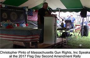 Flag Day Second Amendment Rally