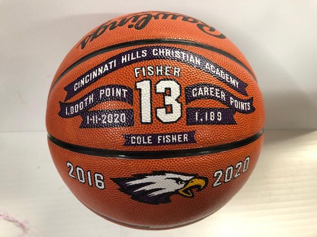 1000 point basketball awards