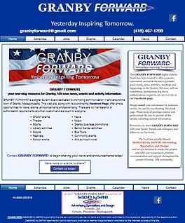 granby forward screen shot