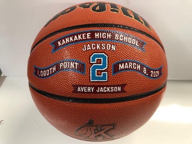 premier 1000 point basketball