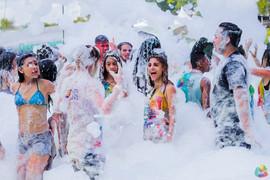 Festa da espuma