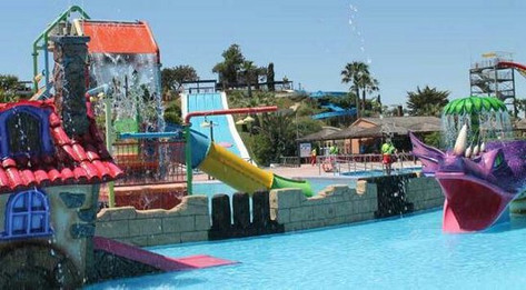 Aquopolis waterpark Torrevieja