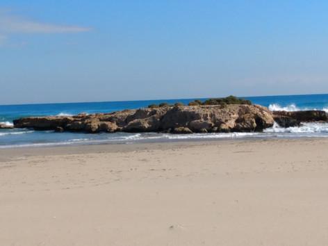 Playa de Cala Capitan