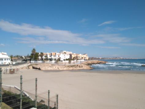 Playa de Cala Capital