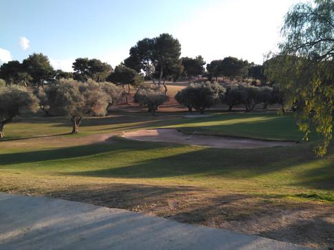 Golfbaan Villamartin