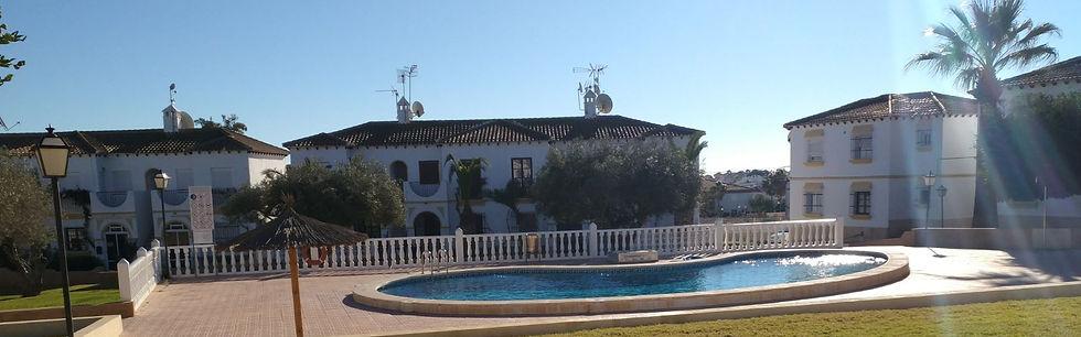 Appartement CasaMyna aan de Costa Blanca nabij Villamartin en Torrevieja
