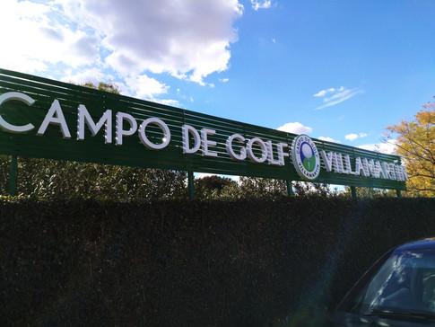 Golfbaan Golf Villamartin