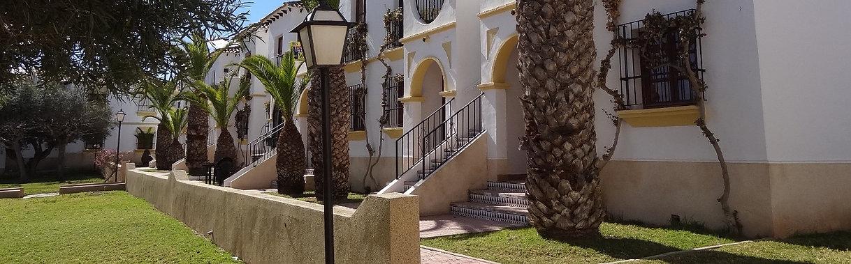 Vakantie Appartement aan de Costa Blanca vlakbij Torrevieja en Alicante