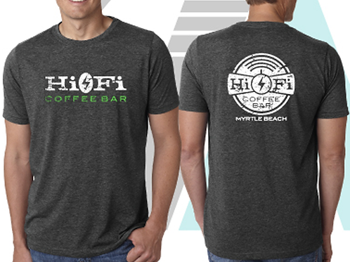 Hi-Fi Logo T