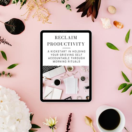 Reclaim Productivity eBook